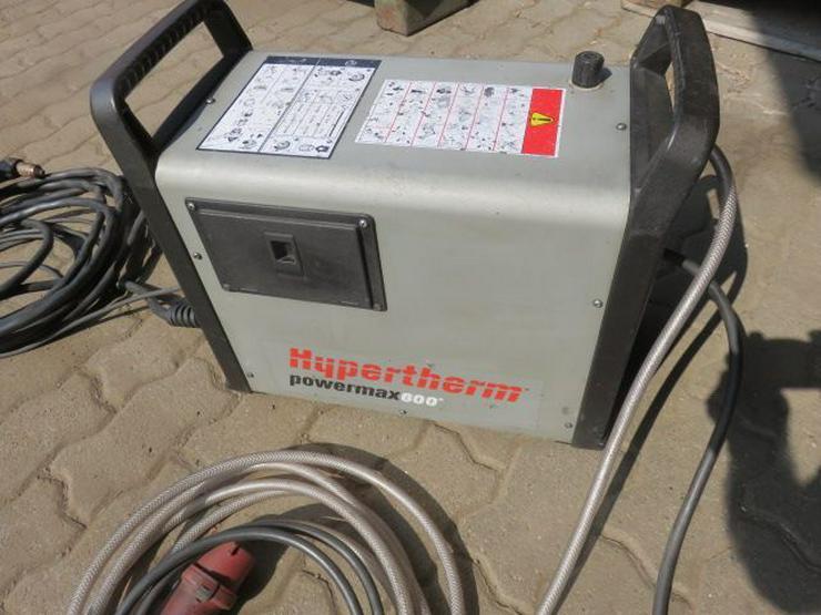 Hypertherm Powermax 600 Plasmaschneider Plasmaschneidgerät