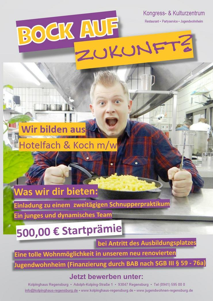 Auszubildung zur/zum Köchin/Koch ab 01.09.2020