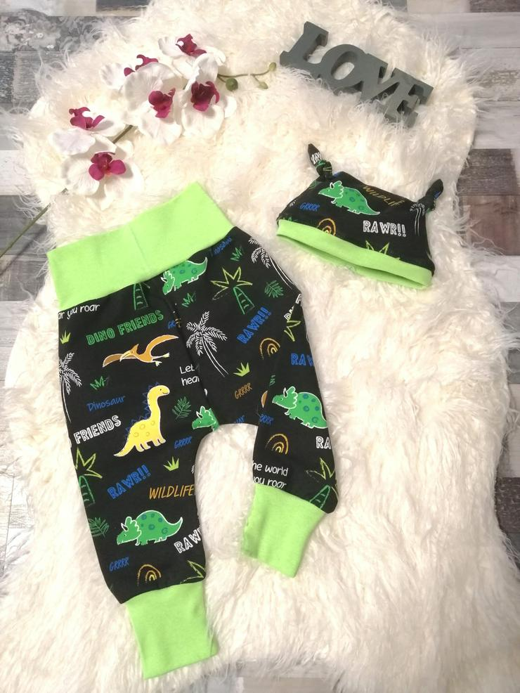 Babyset Coole Dinos - Handmade