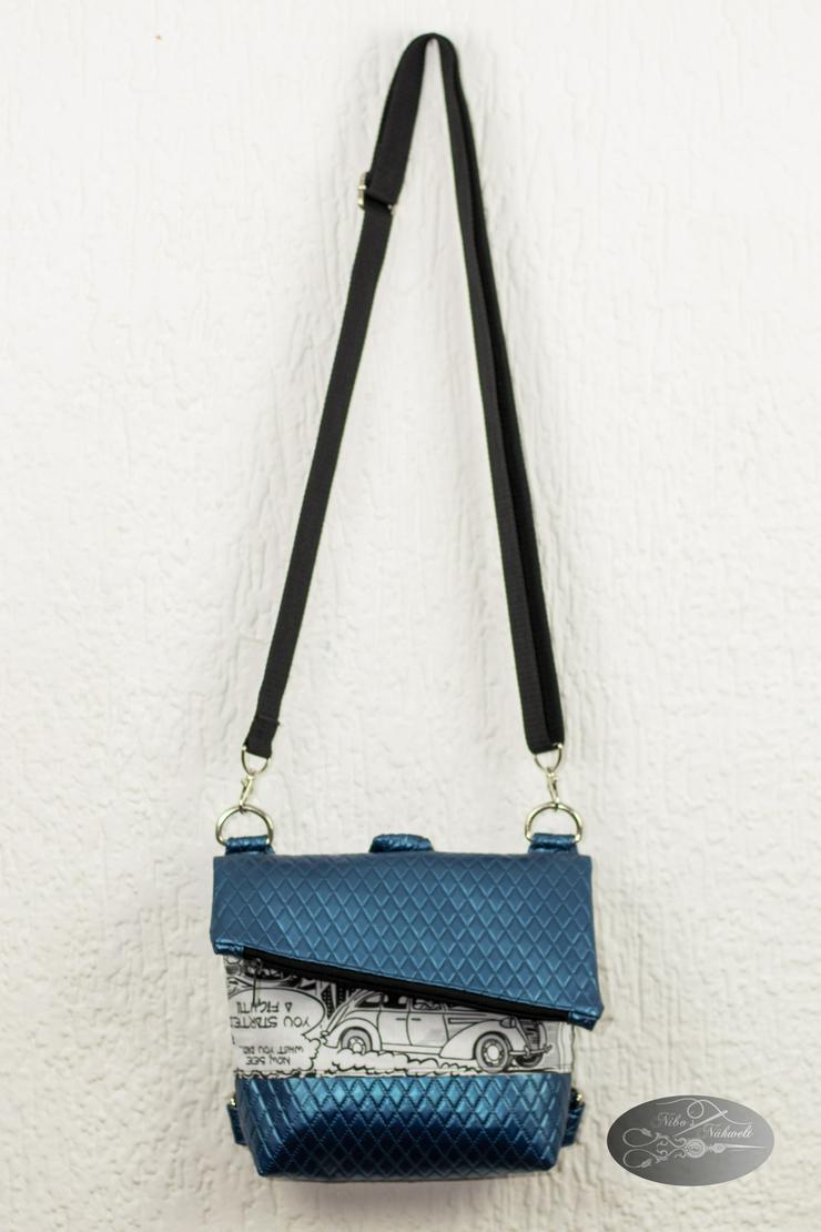 Bild 6: FoldOver Tasche Mini - Handmade