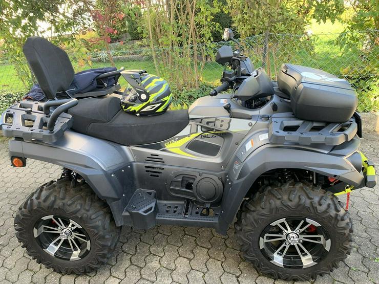 Quad ATV TGB Blade 1000 Edition 2019 Automatik