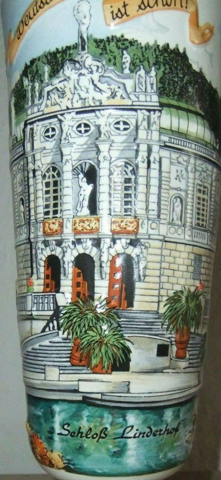 Bierhumpen Motiv Schloss Linderhof  - Geschirr & Wandteller - Bild 1