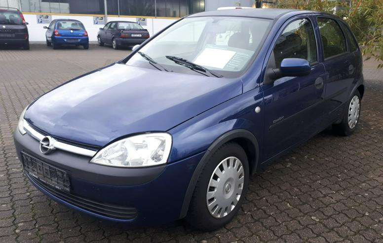 Opel Corsa COMFORT - Klima - Radio - 4 Türig - GEWERBLICH