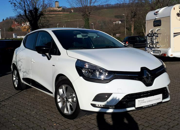 Renault Clio Energy TCe 90 Start-Stop - Alufelgen - Klima - HU/AU neu - GEWERBLICH