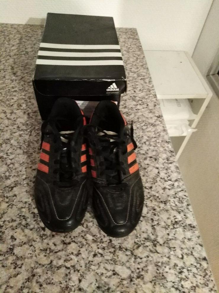 Adidas_ Gr. 34_Fussballschuhe - Schuhe - Bild 1