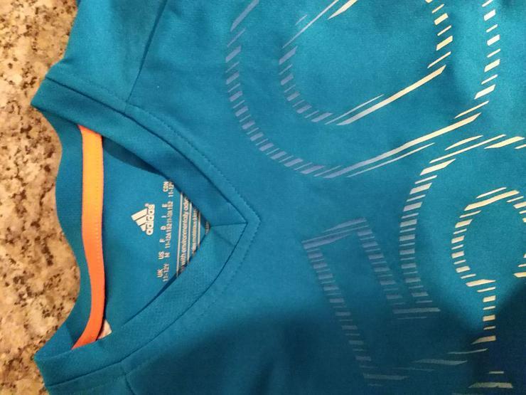 Bild 3: Adidas T-shirt Gr. 152