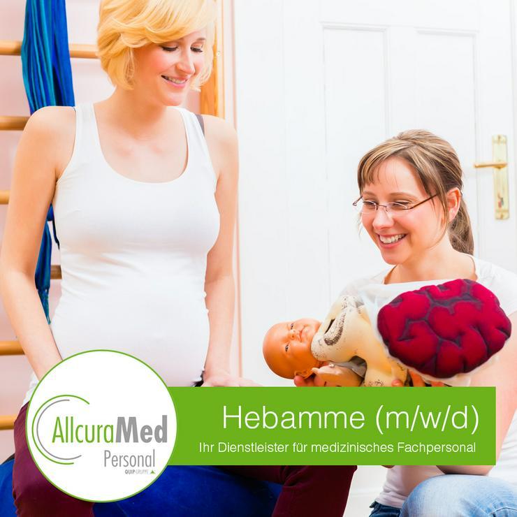 Hebamme (w/m/d)