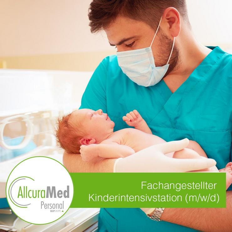 Intensiv Gesundheits- und Kinderkrankenpfleger (w/m/d)
