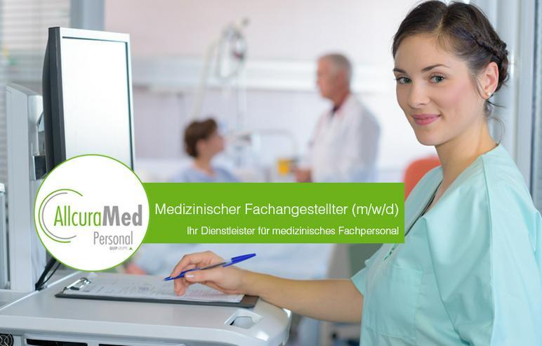 Medizinische Fachangestellte Chirurgie (w/m/d)