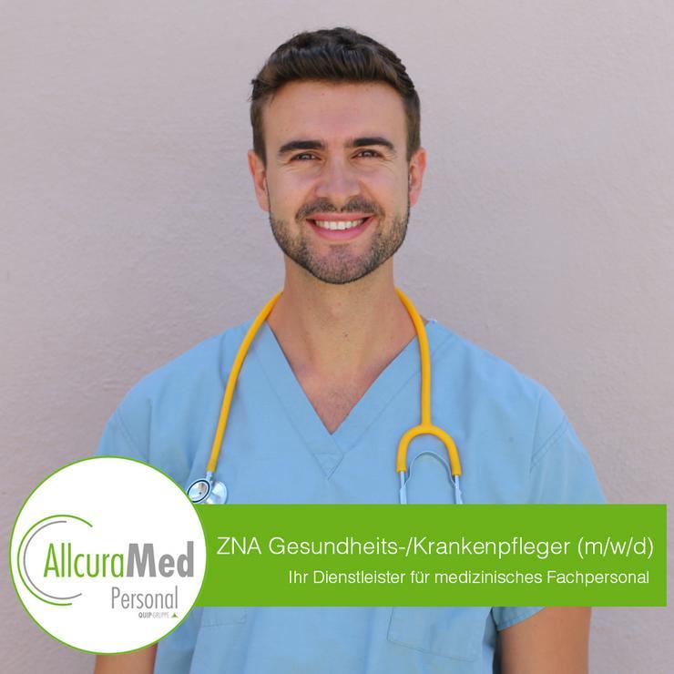 Notaufnahmen Gesundheits- und Krankenpfleger (w/m/d)  - Pflegepersonal - Bild 1