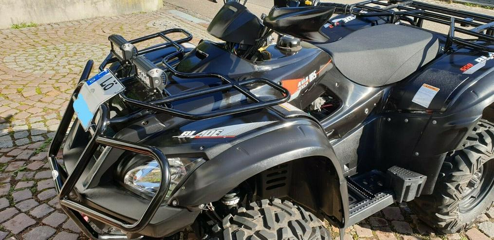 Bild 6:  Quad TGB ATV Blade 550 IRS 4X4 2015