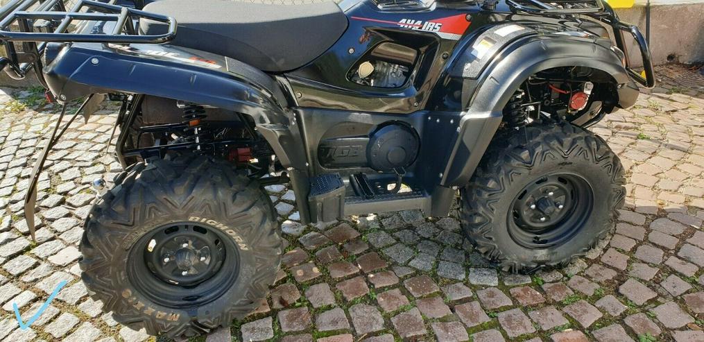 Quad TGB ATV Blade 550 IRS 4X4 2015