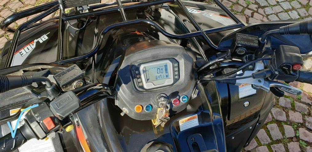 Bild 4:  Quad TGB ATV Blade 550 IRS 4X4 2015