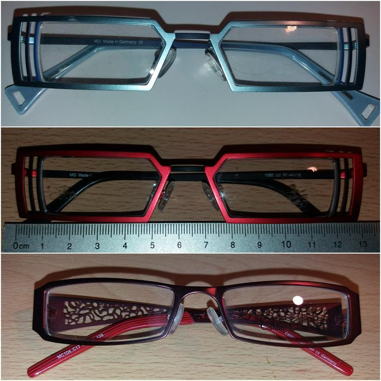 Konvolut 12 Stück #Brillen #Gestell #Brillengestell #Puma #D&G