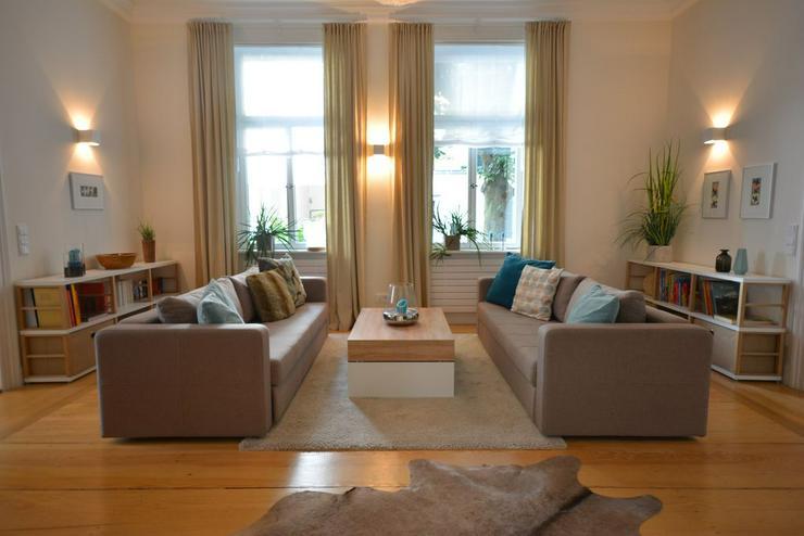Wohnung In zentraler und ruhiger Lage liegt in einem zweigeschossigen Altbau