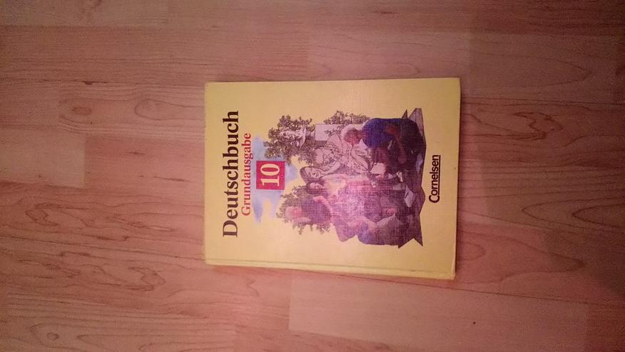 Cornelsen Deutschbuch Grundausgabe 10 - Schule - Bild 1