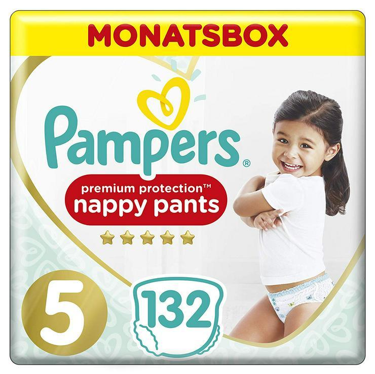 Pampers Premium Protection Pants, Gr. 5, 12-17kg