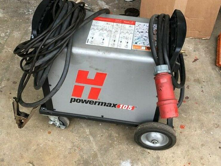 Hypertherm Powermax 105 Plasmaschneider