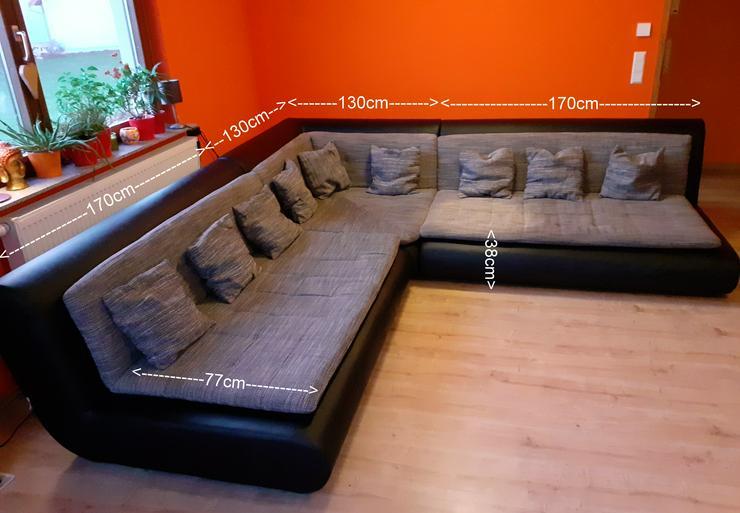 Sofa / Wohnlandschaft / New Look