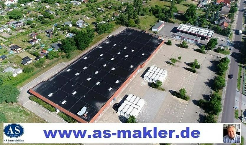 Sonderpreis, ca. 4890 m² Gewerbeobjekt auf ca. 23600 m² Grundstück zu verkaufen!