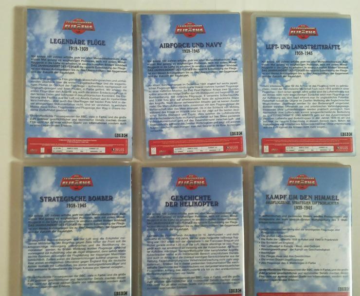 Bild 5: DVD's Das Jahrhundert des Fliegens (FP) noch 1 x runter gesetzt