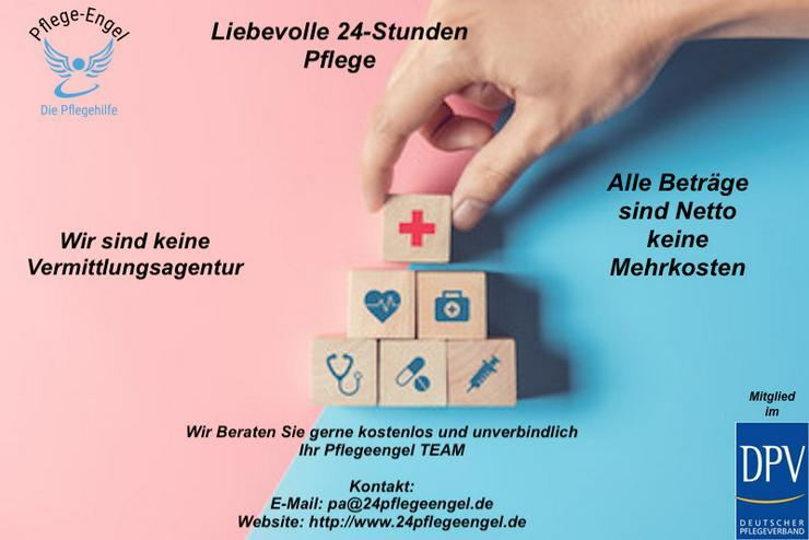 Wir bieten Ihnen eine Ungarische Pflegehilfe in einer 24- Stunden-Betreuung für Ihre Angehörigen ab 60-,€ Netto Tagespflegesatz