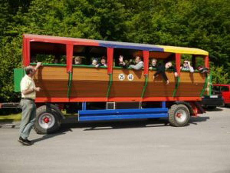 Landwirtschaft zum Anfassen - Events und Planwagenfahrten