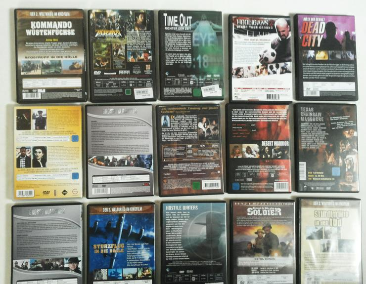 Bild 2: DVD's Diverse Original Filme (FP) noch 1 x runter gesetzt