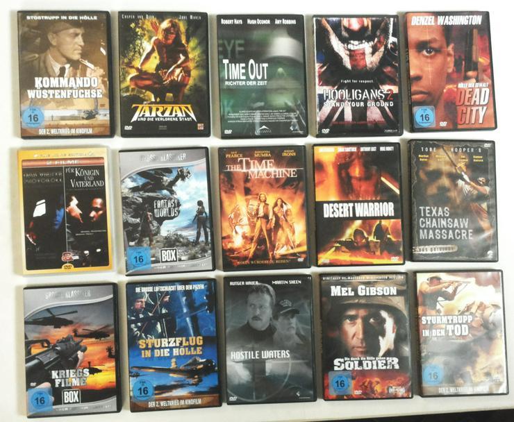 DVD's Diverse Original Filme (FP) noch 1 x runter gesetzt - DVD & Blu-ray - Bild 1
