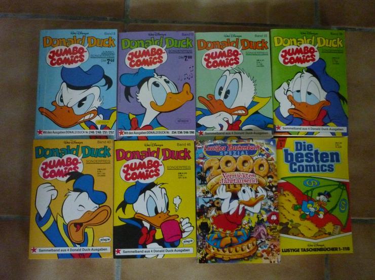 Donbald Duck Jumbo Comics