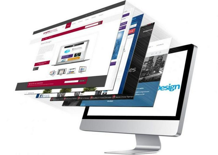 Ihre neue (Unternehmens)-Website oder Onlineshop