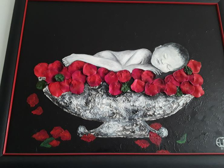 Bild 3: Ölbild/Acryl auf Leinwand 70 x 90cm