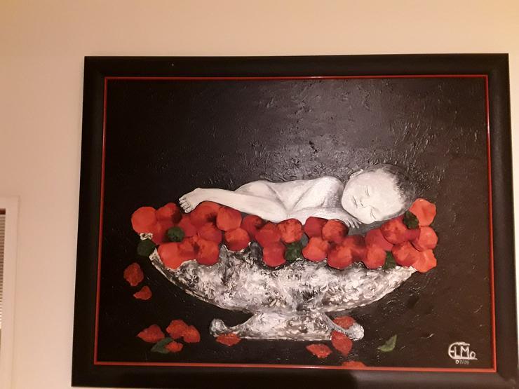 Bild 2: Ölbild/Acryl auf Leinwand 70 x 90cm