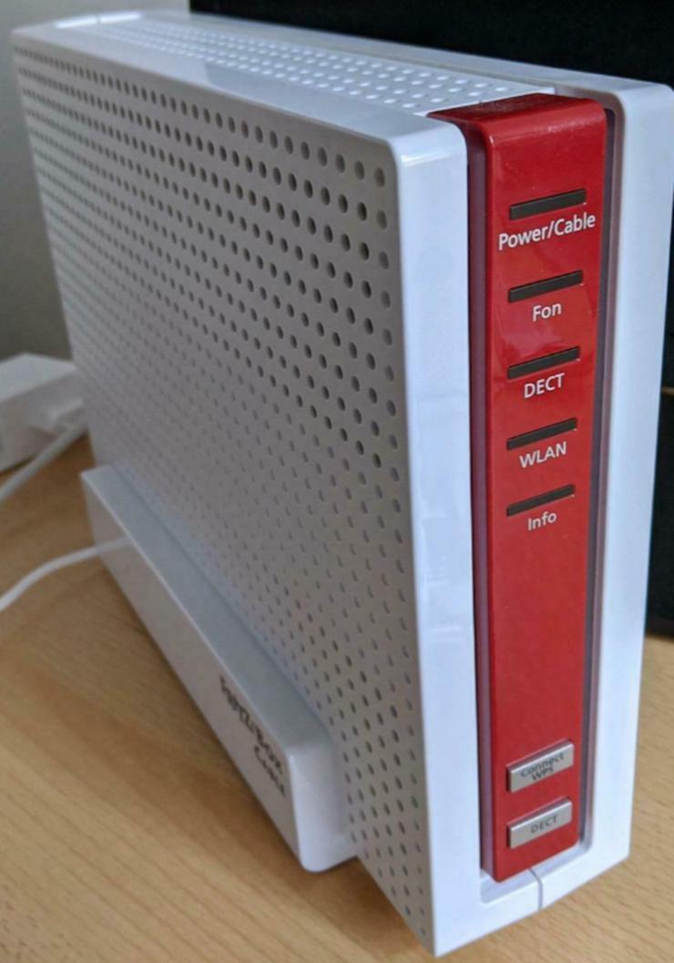 Fritzbox Cable 6591  - Weitere - Bild 1