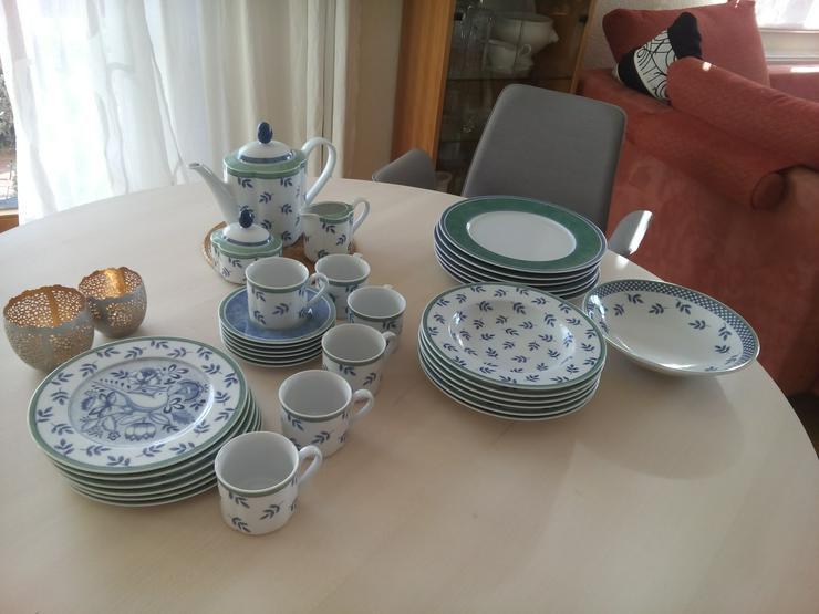 Villeroy und  Boch switch3 Essgeschirr und  Kaffeesevice - Teller - Bild 1