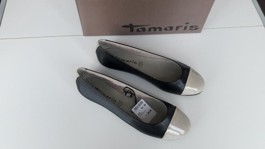 Leder Ballerinas von Tamaris
