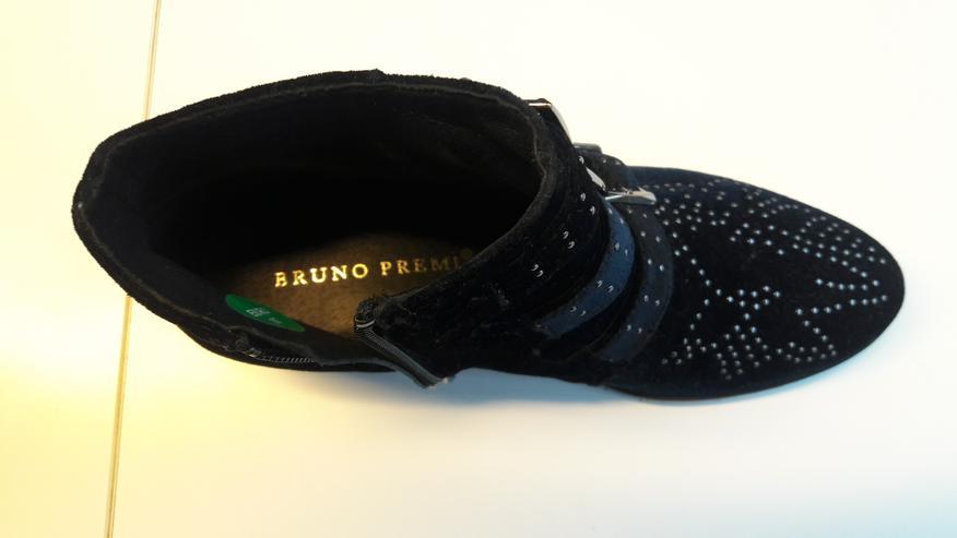Bild 2: Designer Lederstiefel von Bruno Premi