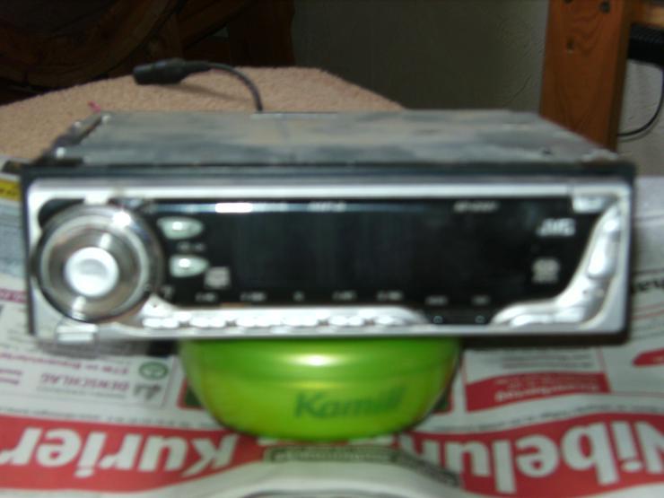 Autoradio mit CD