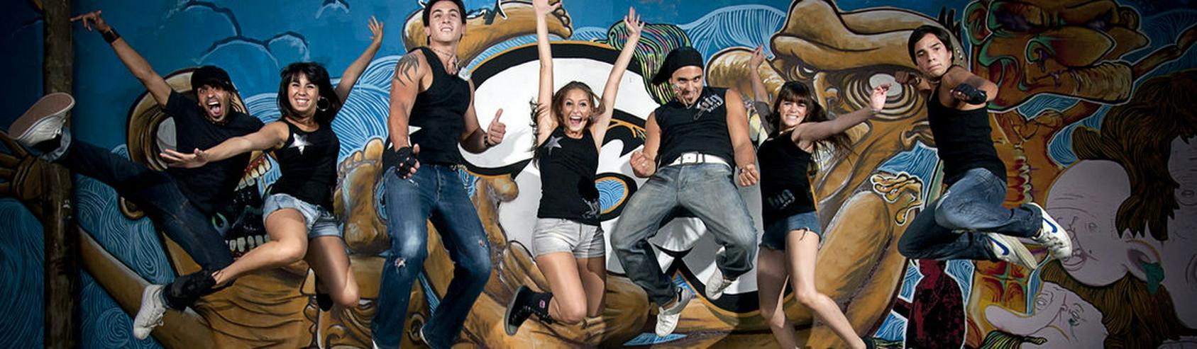 Streetdance & Hip-Hop im Euro Dance Center