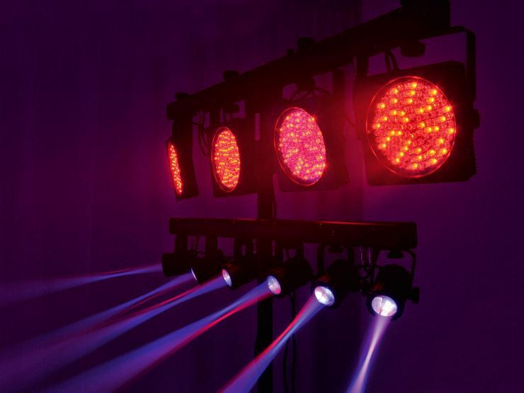 Bild 3: Verleih Eurolite KLS-Kombo Pack 1 LED - Lichtanlage I Partylicht
