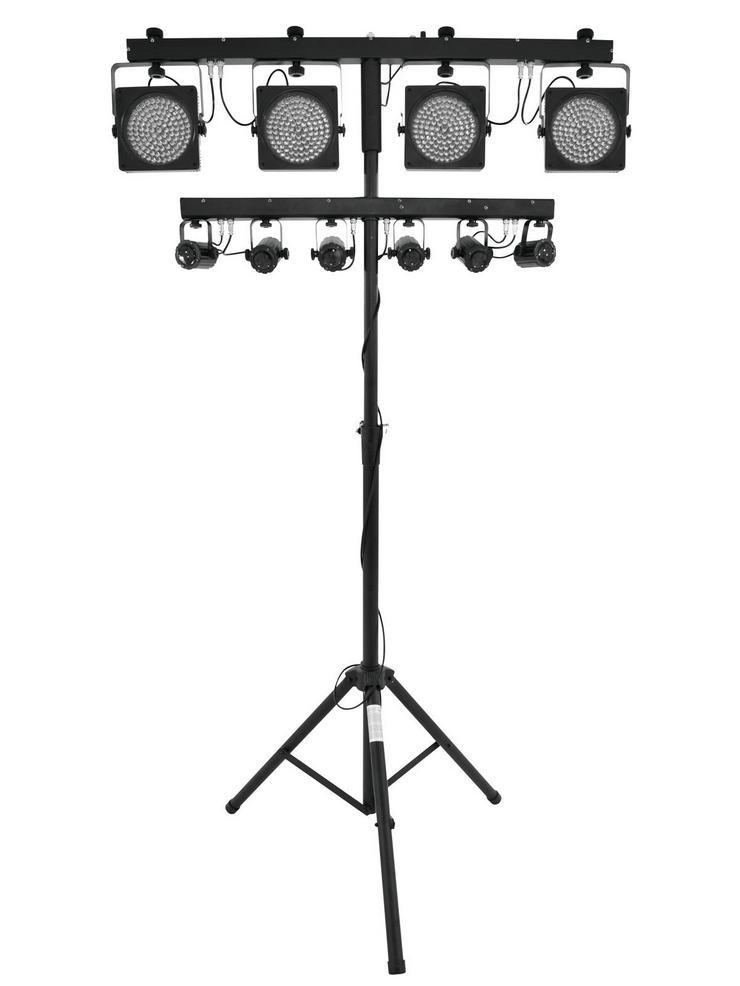 Bild 5: Verleih Eurolite KLS-Kombo Pack 1 LED - Lichtanlage I Partylicht