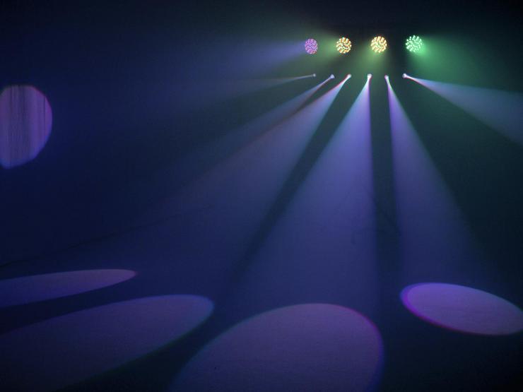Verleih Eurolite KLS-Kombo Pack 1 LED - Lichtanlage I Partylicht - Party, Events & Messen - Bild 1