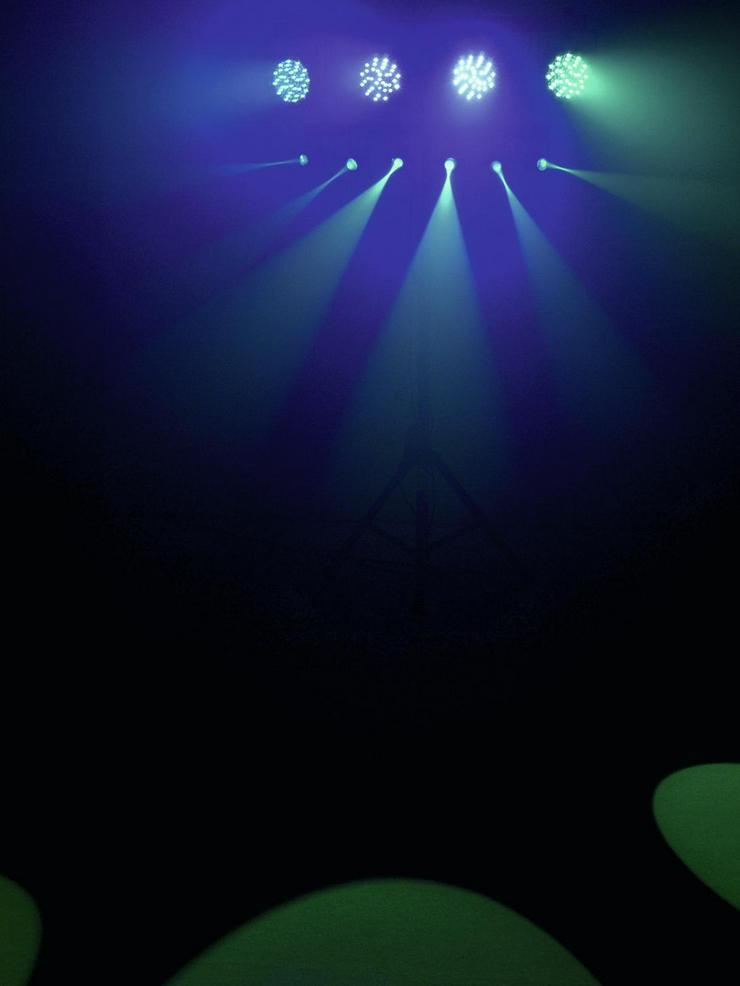 Bild 2: Verleih Eurolite KLS-Kombo Pack 1 LED - Lichtanlage I Partylicht