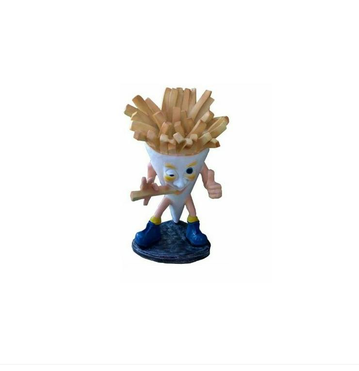 Bild 2: Belgische Pommes Figuren H: 85 cm Neu Premium