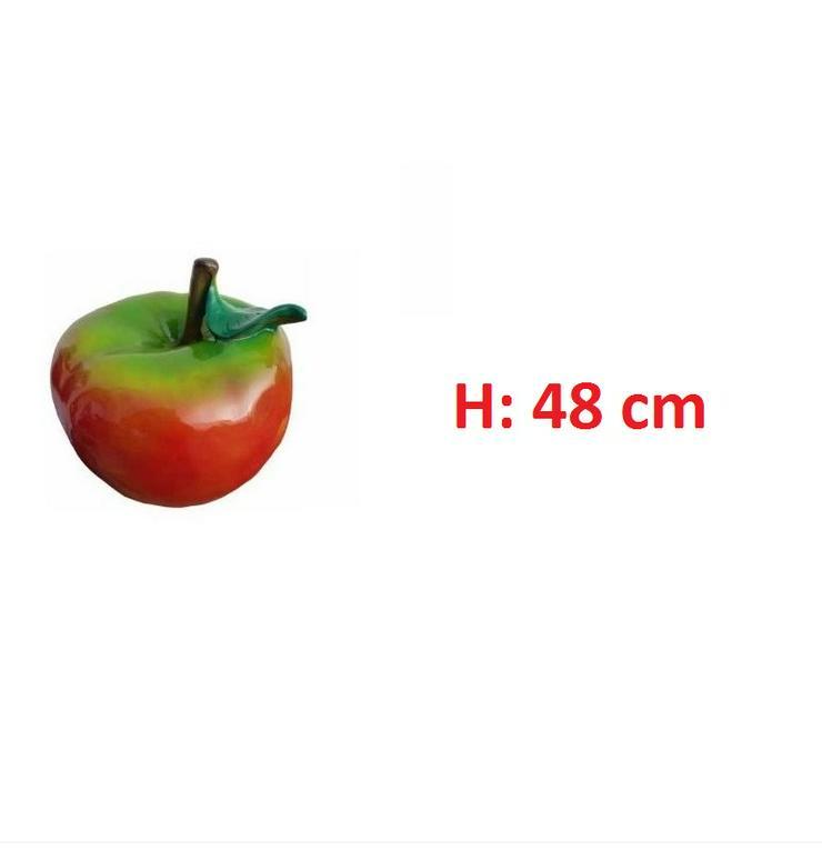 Apfel Figuren H: 48 cm Neu - Premium
