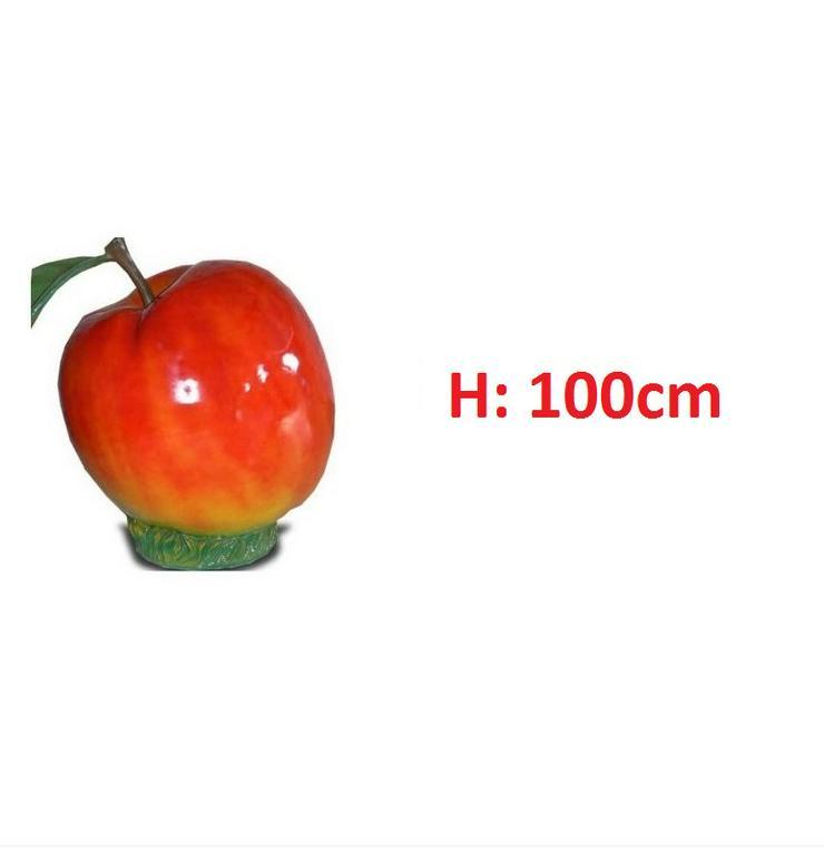 Apfel Figuren H: 100cm Neu - Premium