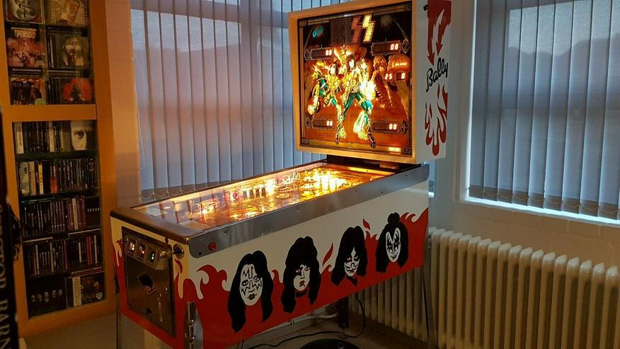 KISS Flipper Bally Rarität 1979 Super Zustand - Weitere Games - Bild 1