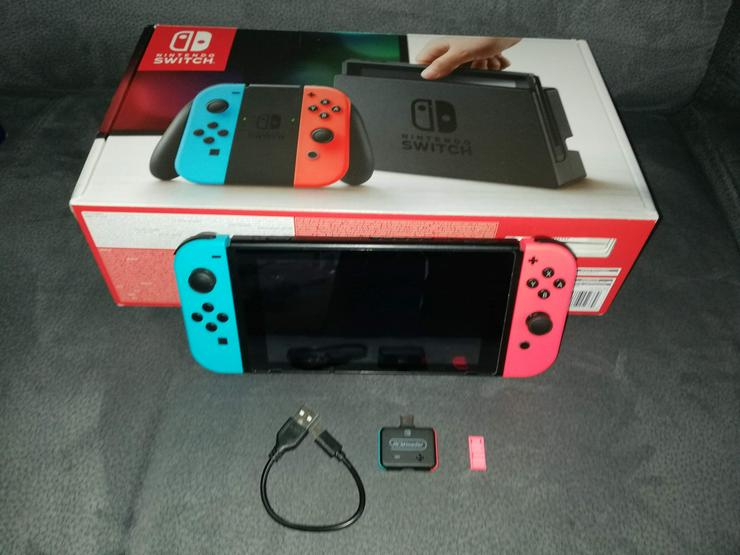 Nintendo Switch CFW RCM EDITION