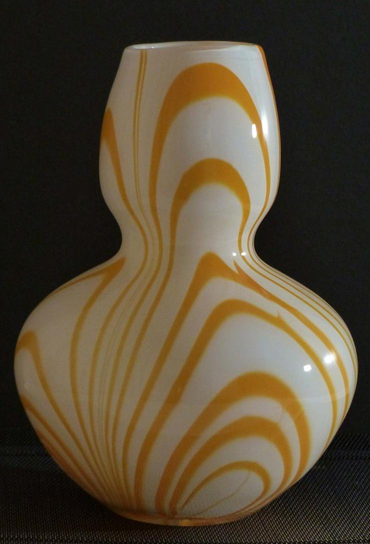 Carlo Moretti Murano Vase, opal