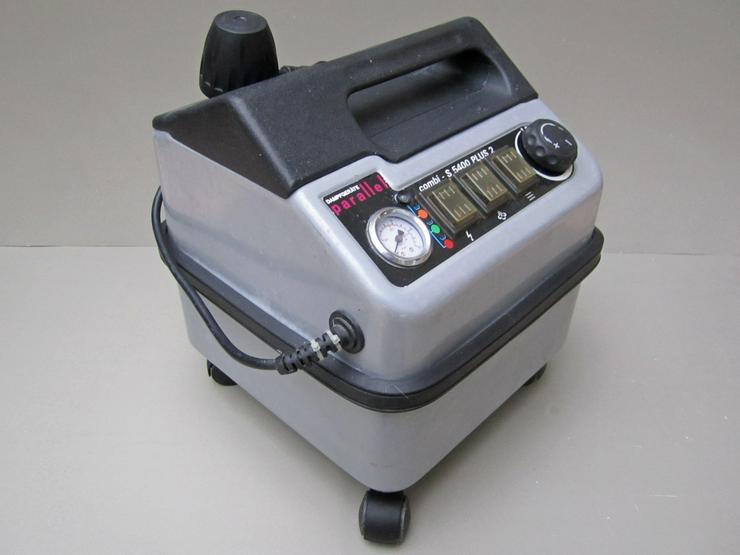 La Vaporosa Dampfdruckreiniger S 5400 Plus def. komplett oder einzeln
